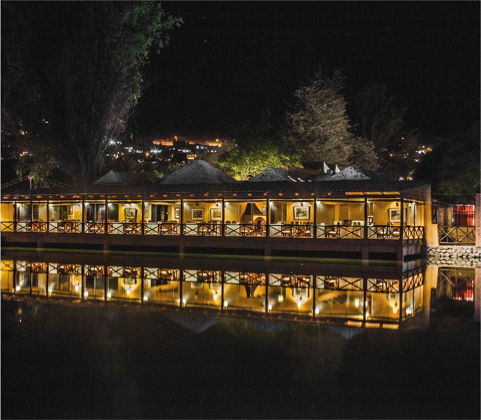 BTH Hotel Arequipa Lake Photo