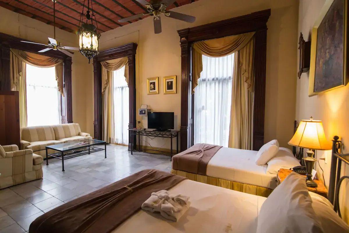 Gran Hotel de Mérida Suite