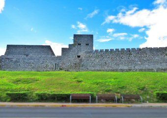 Bacalar town