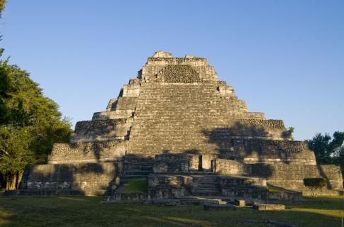 Enjoy the archaeological zone of Chacchobén
