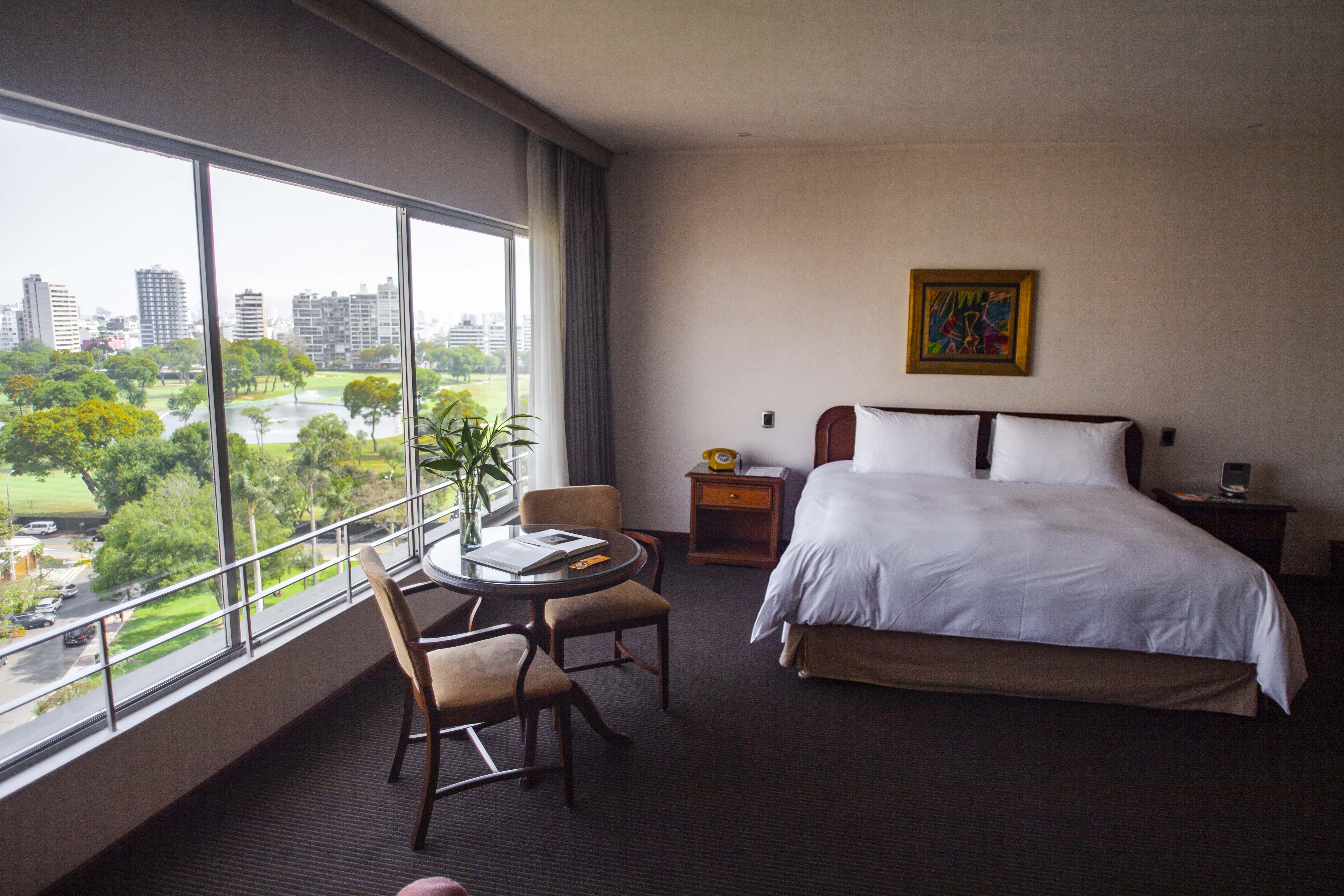 BTH Hotel Lima Golf Photo
