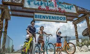 Parque Punta Sur Cozumel