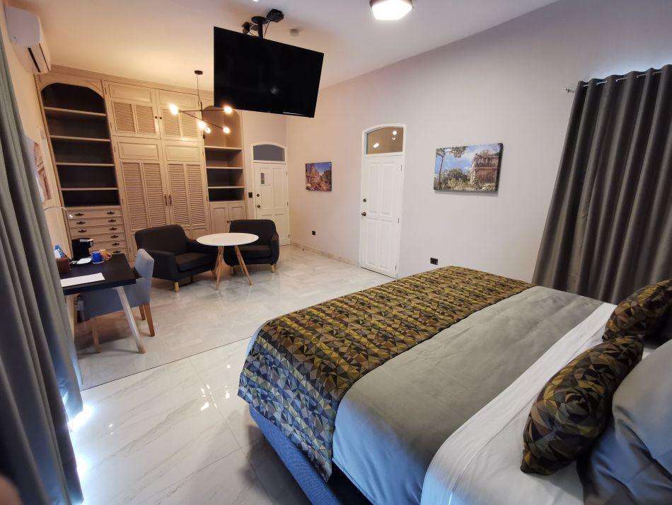 Chanpaal Hotel Boutique Mérida Master suite
