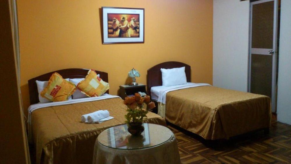 Plaza Trujillo Hotel Double