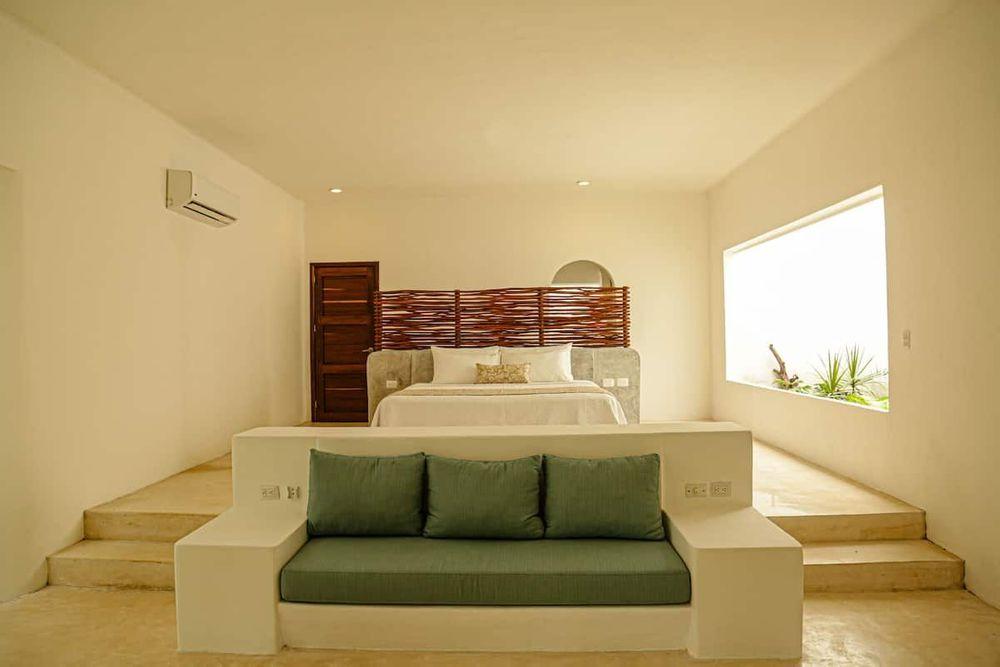Mi Kasa Tu Kasa Bacalar Master suite