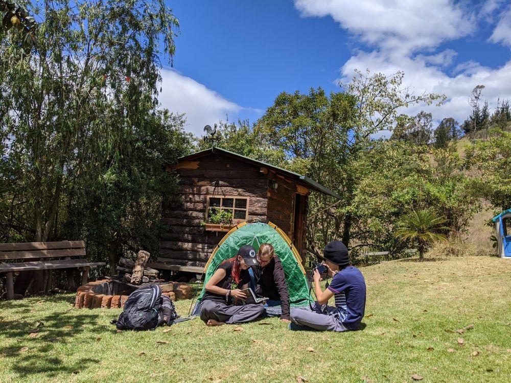 Camping Ilatoa