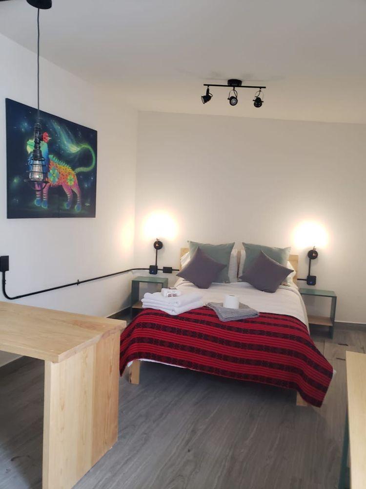 Hermila Tlalpan Suites Junior Suite