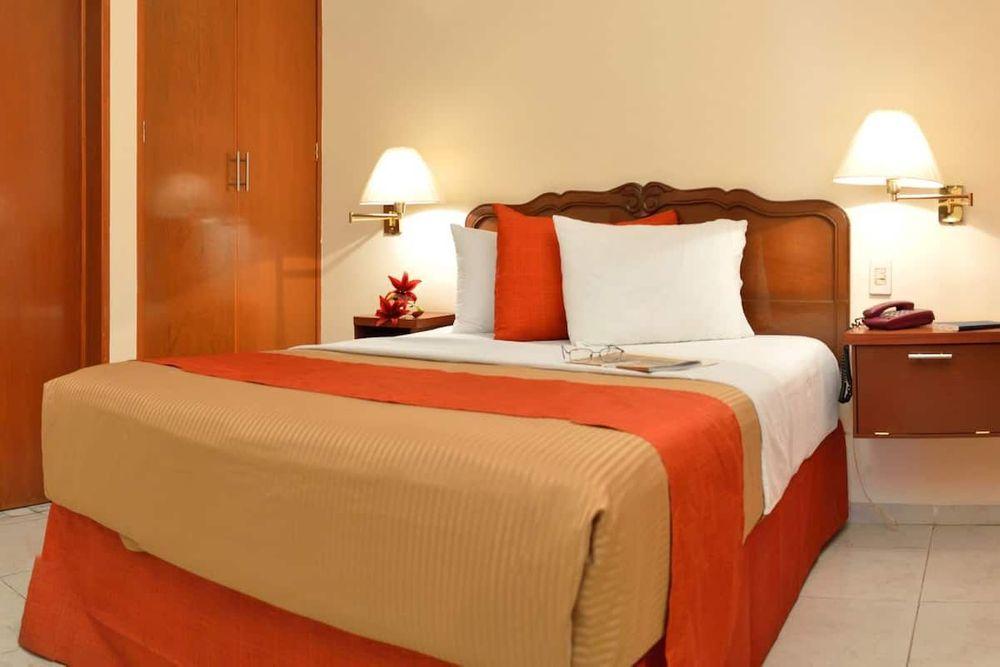 Hotel Elizabeth Ciudad Deportiva Single