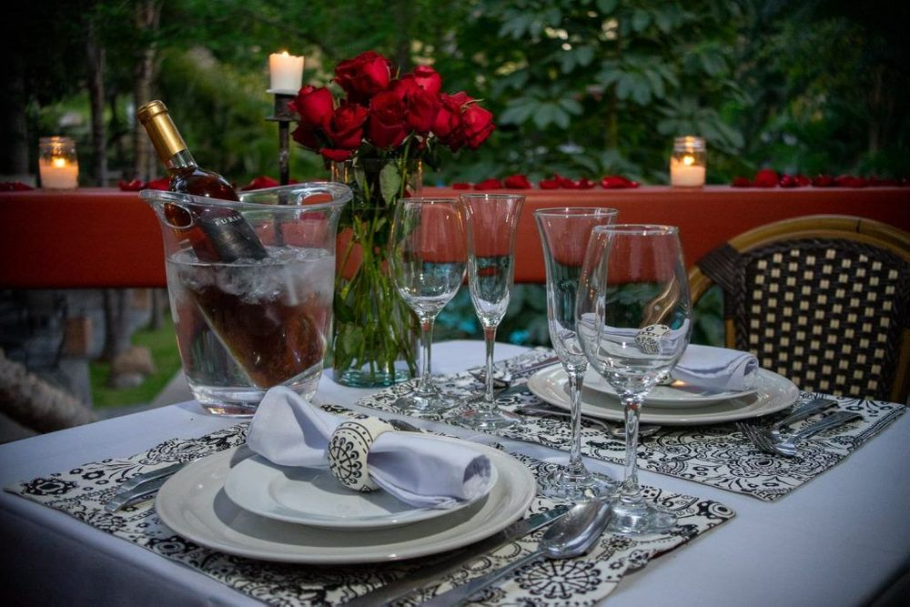 Romantic Dinners and Proposals