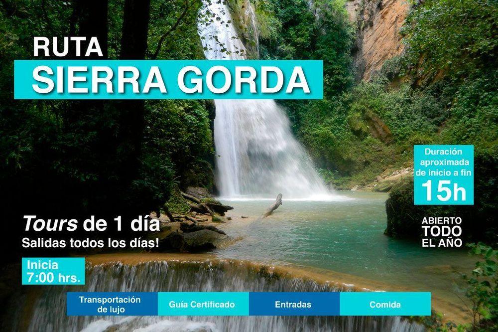 Ruta Sierra Gorda