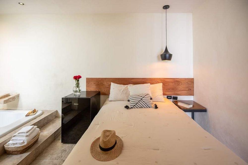 Hotel Agua de Ciénega Junior Suite
