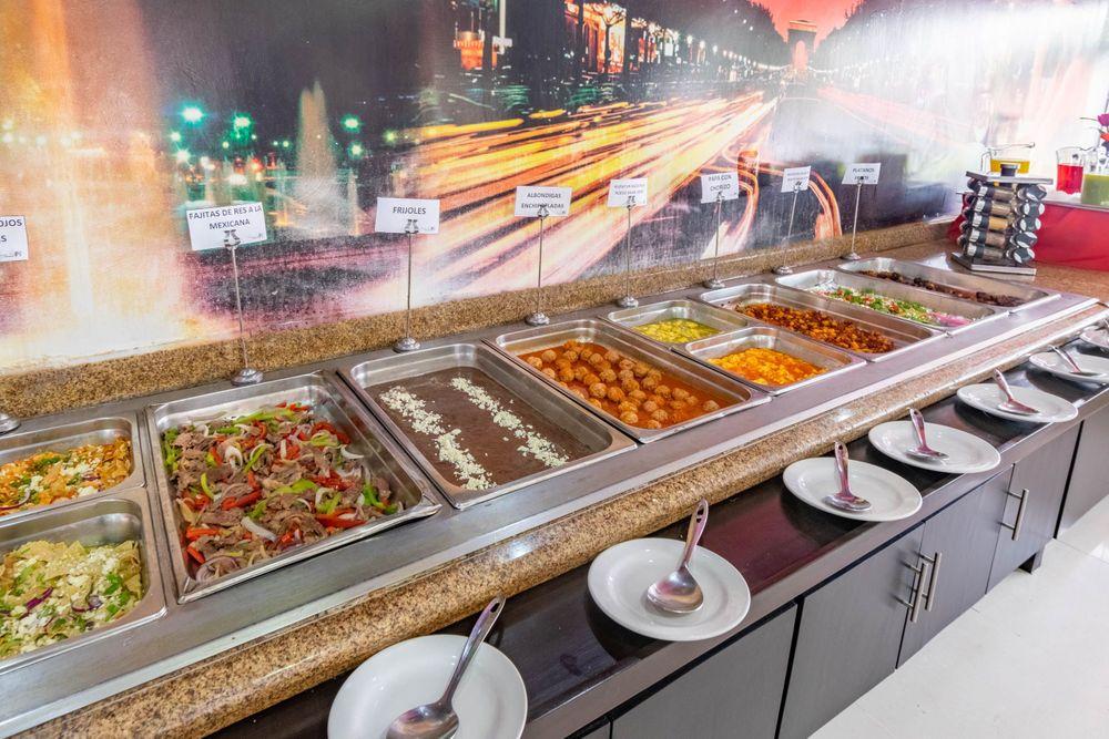 Campos Eliseos Restaurant