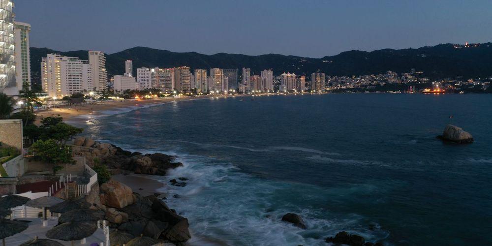 Las Torres Gemelas Acapulco