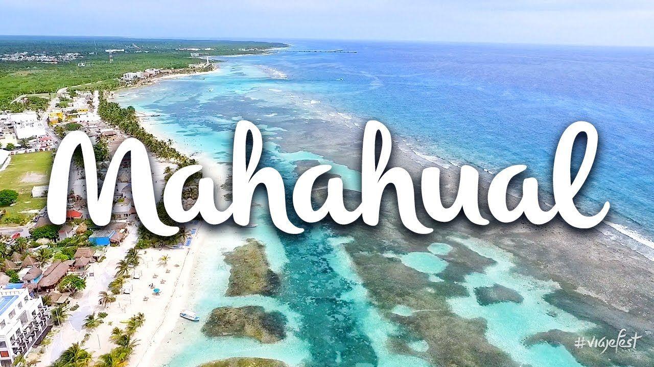 Enjoy the beaches of Mahahual