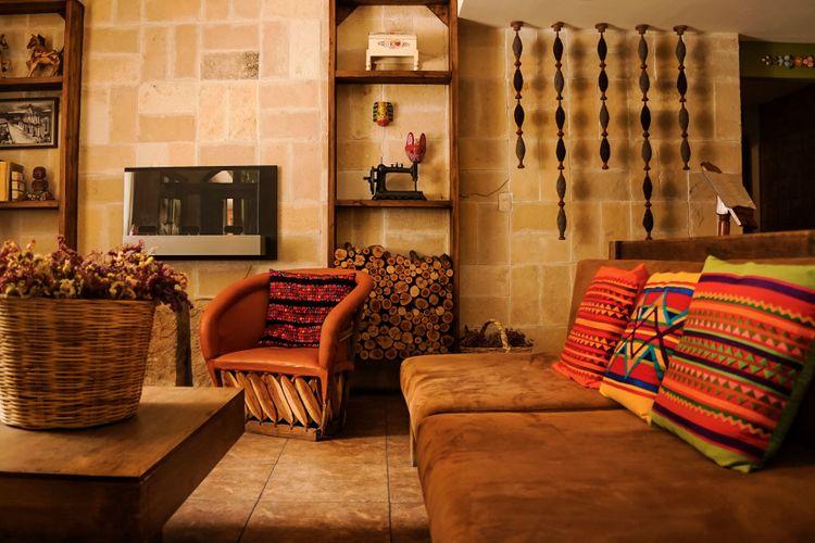 Hotel Mansion del Valle Photo