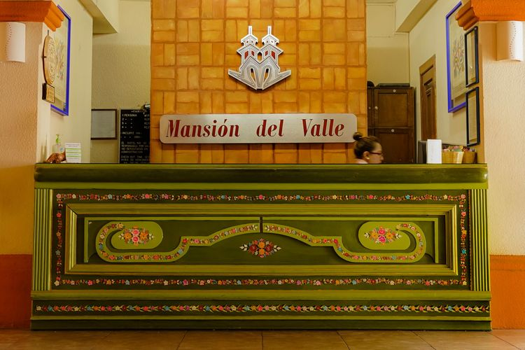 Hotel Mansion del Valle Photo