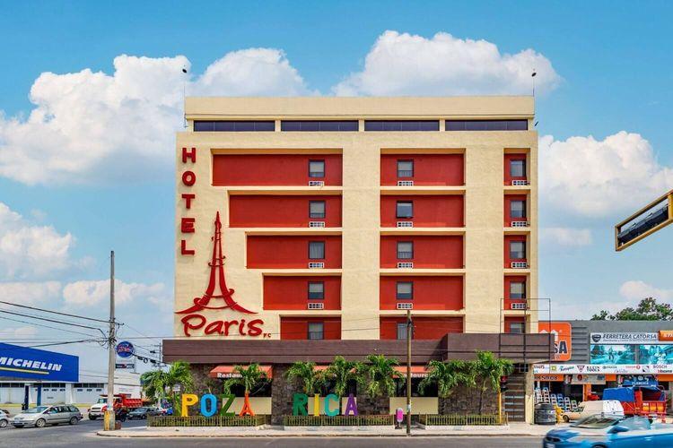 Paris FC Hotel Photo