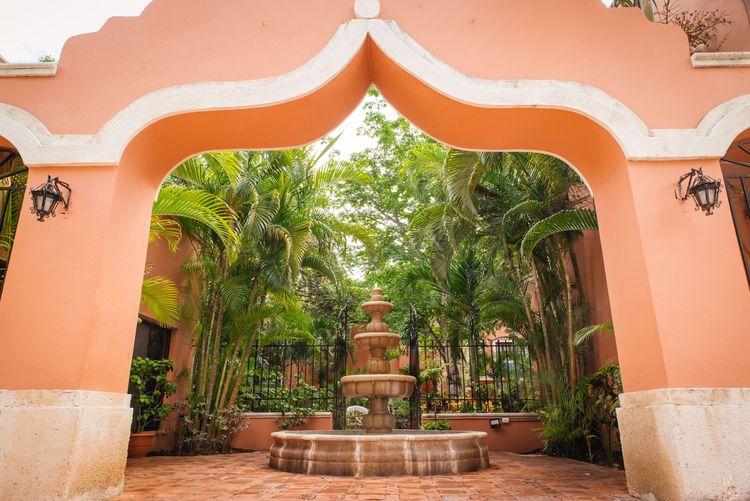 Hotel Hacienda San Miguel Cozumel Photo