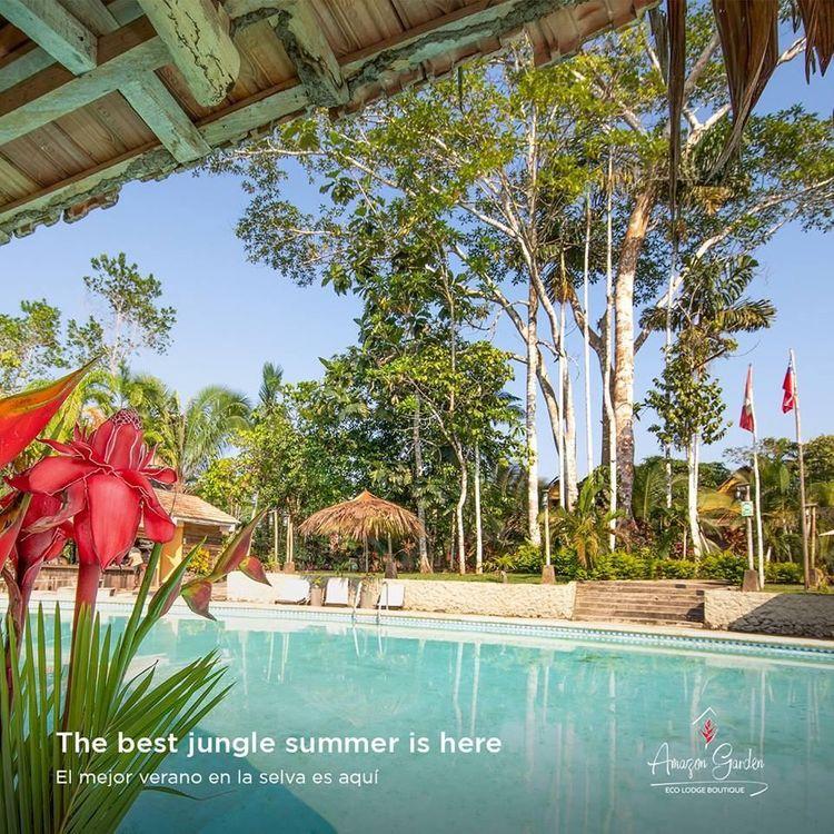 Amazon Garden Ecolodge Boutique Photo