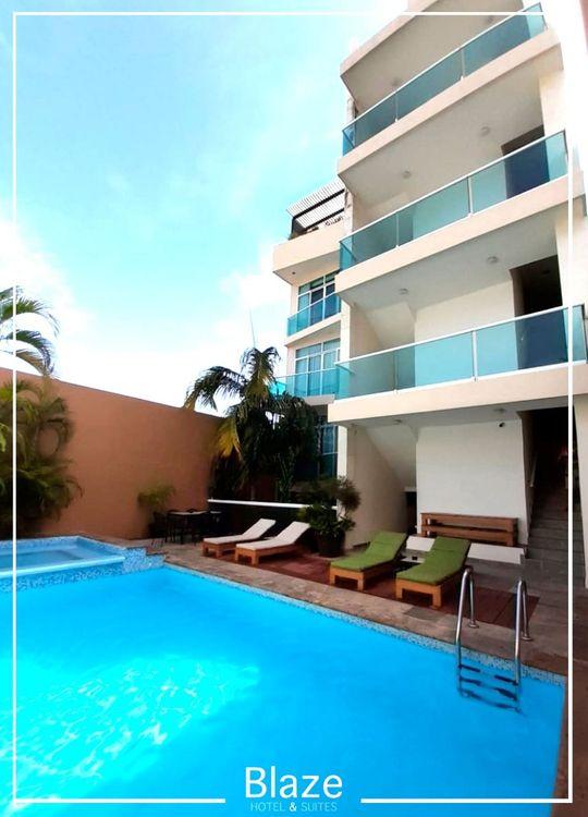 BLAZE Hotel & Suites Vallarta Photo