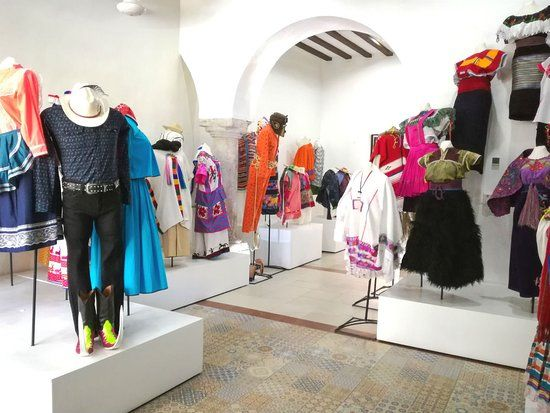 Museo de Ropa Étnica de México