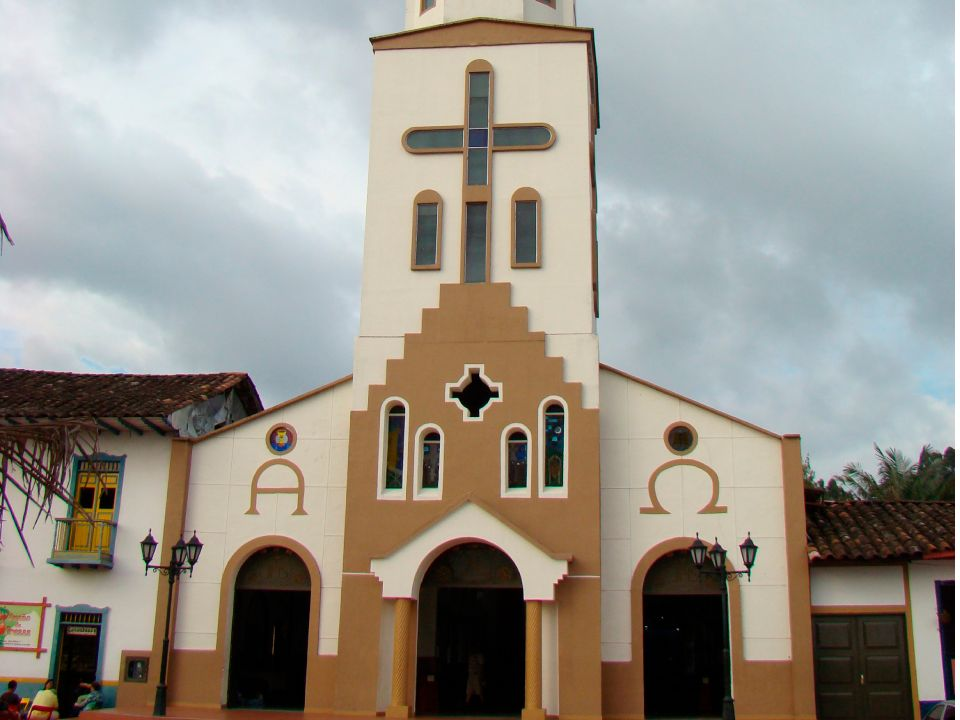 Our Lady of Carmen Temple