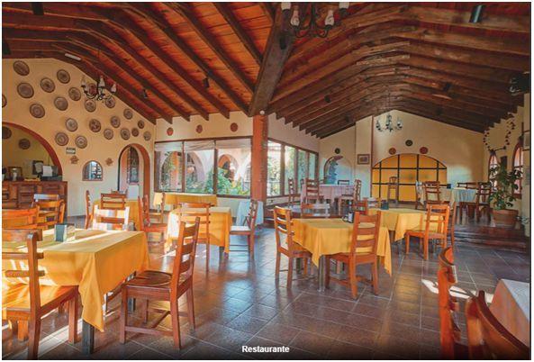 """Restaurante """"Los Geranios"""""""