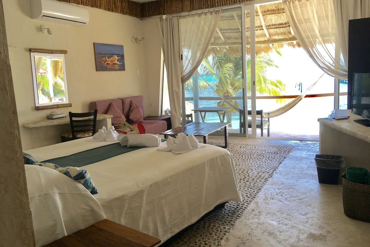 Hotel Maria's Kan-Kin Master suite