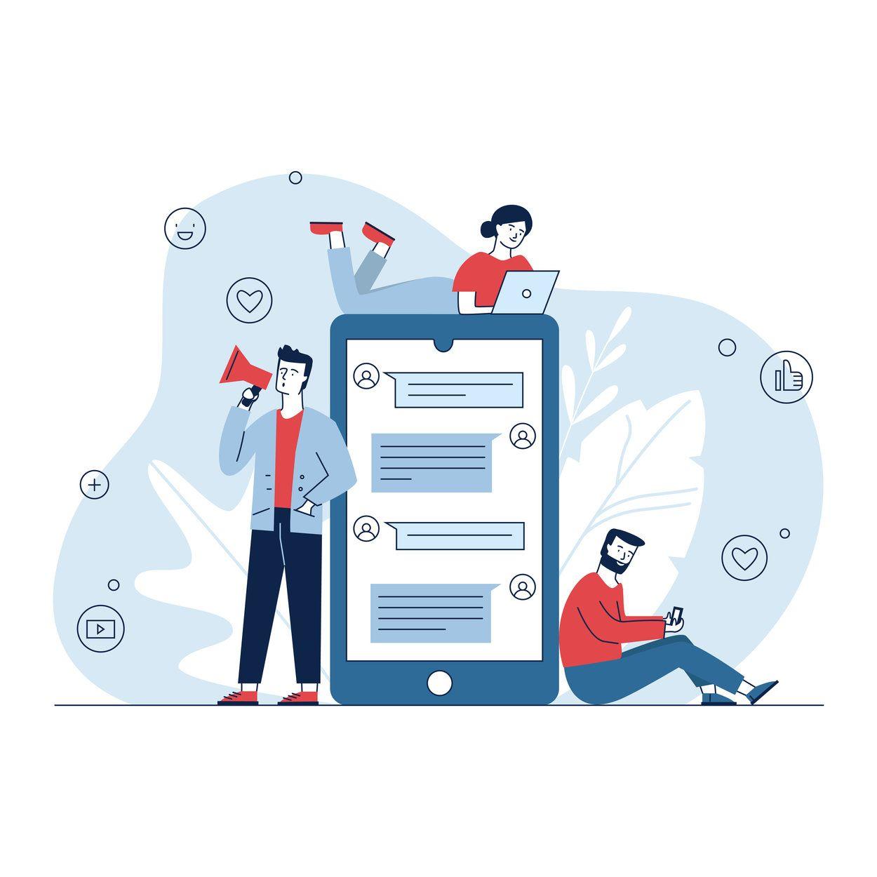 Acércate a tus clientes a través del comercio conversacional