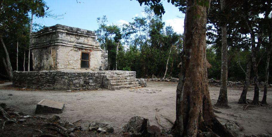 Zona Arqueológica San Gervasio