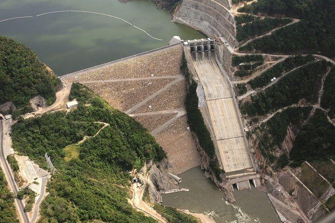 Hidroeléctrica de Sogamoso
