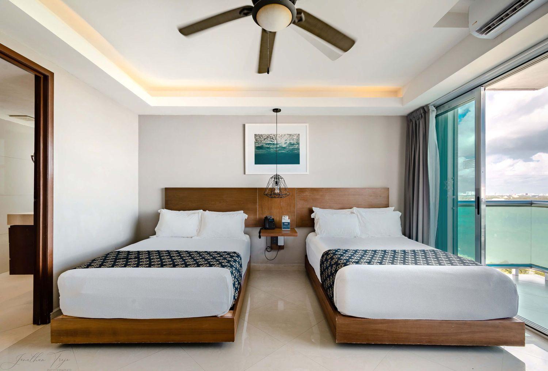 Ocean Dream Cancún by GuruHotel Double