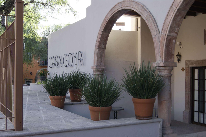 Casa Goyri
