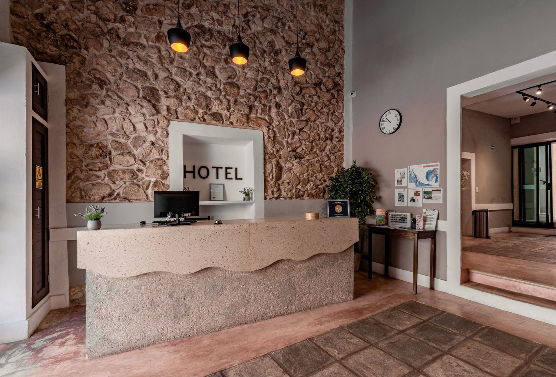 Hotel Colonial Zaci by GuruHotel