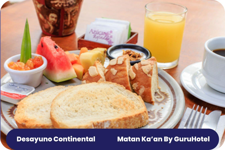 Matan Kaan by GuruHotel Double