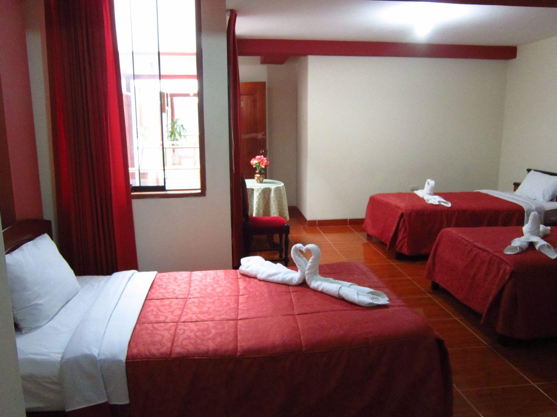 Plaza Trujillo Hotel Junior Suite
