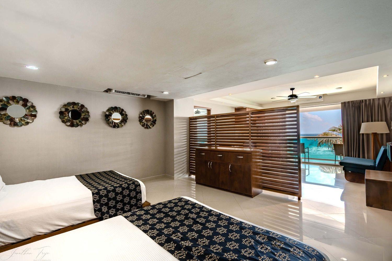Ocean Dream Cancún by GuruHotel Master suite