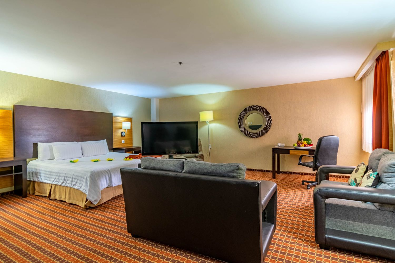 Paris FC Hotel Junior Suite