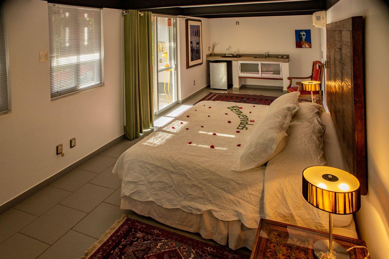 CASA CHU Master suite