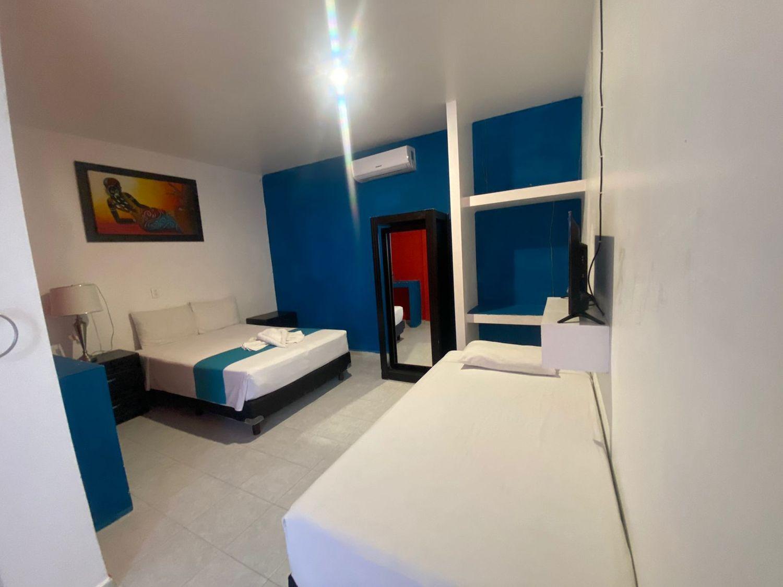 Hotel Awazul  Bacalar Sencilla
